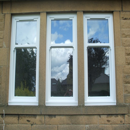 uPVC Windows in Edinburgh