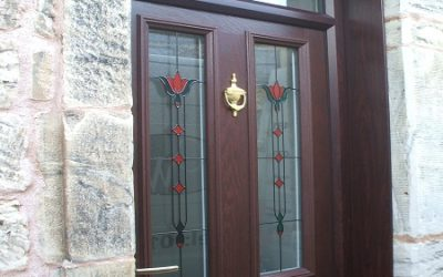 Composite Doors in Edinburgh