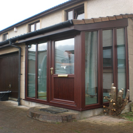 uPVC Doors in Edinburgh
